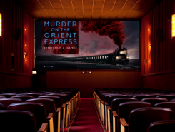 Murder on the Orient Express new version graphic