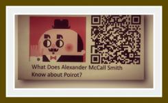 Poirot QR for Mystery Review