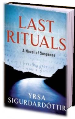 """Cover of """"Last Rituals"""" by Yrsa Sigurdardottir"""