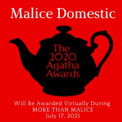 Agatha Awards 2021 graphic